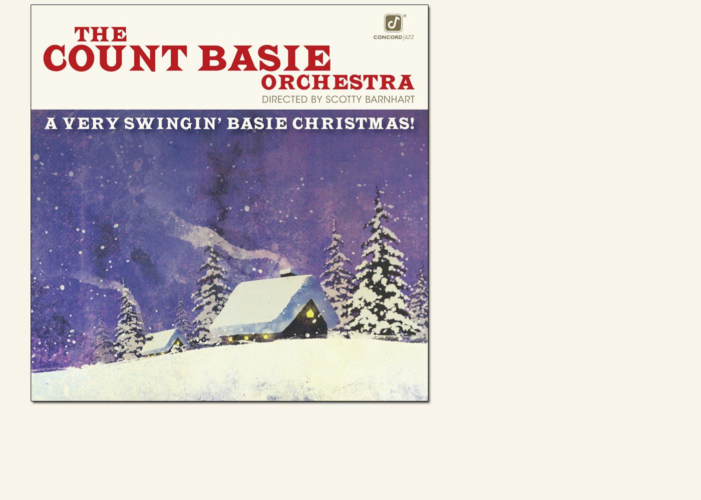 A Very Swinging Basie Christmas.A Very Swingin Basie Christmas Media Kit